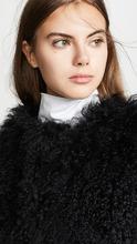 Yves Salomon | YVES SALOMON - METEO Fur Jacket | Clouty