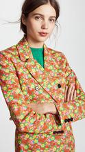 MSGM   MSGM Floral Blazer   Clouty