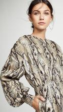 MSGM | MSGM Faux Snake Skin Dress | Clouty