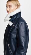 Acne Studios | Acne Studios Velocite Leather Jacket | Clouty