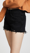 Agolde | AGOLDE Parker Vintage Loose Fit Cut Off Shorts | Clouty