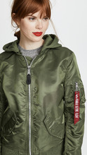 Alpha Industries | Alpha Industries Natus Bomber Jacket | Clouty