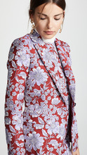 Alice + Olivia   alice + olivia Macey Fitted Blazer   Clouty