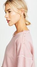 Amo | AMO Boxy Sweatshirt | Clouty