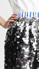 Anouki | Anouki Sparkly Silver Shorts | Clouty
