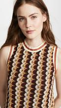 Anna Sui | Anna Sui Zigzag Mini Dress | Clouty