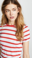 AO.LA by alice + olivia   AO.LA by alice + olivia Jazmine Cropped Tee   Clouty