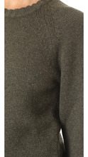 A.P.C. | A.P.C. Pull Stirling Sweater | Clouty