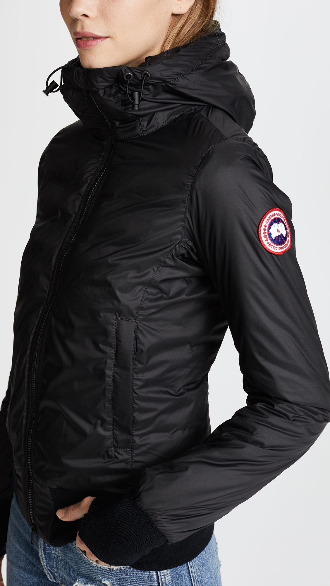 CANADA GOOSE | Canada Goose Dore Hooded Jacket | Clouty