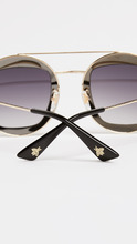 GUCCI | Gucci Urban Round Sunglasses | Clouty