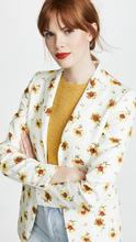 Giambattista Valli | Giambattista Valli Floral Blazer | Clouty