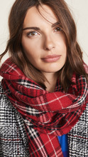 Isabel Marant | Isabel Marant Isidore Color Checks Scarf | Clouty