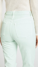 J Brand | J Brand Wynne Crop Straight Jeans | Clouty