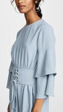 J.O.A. | J.O.A. Corset Flounce Dress | Clouty