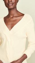 J.O.A. | J.O.A. Braid Sweater | Clouty