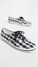 Keds | Keds x Kate Spade New York Gingham Sneakers | Clouty