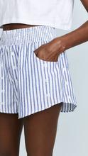 Kos Resort | Kos Resort Striped Shorts | Clouty
