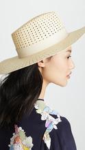 RAG & BONE | Rag & Bone Lacey Wide Brim Panama Hat | Clouty