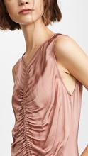 Raquel Allegra | Raquel Allegra Gathered Midi Dress | Clouty