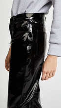 RAG & BONE | Rag & Bone/JEAN The Straight Patent Leather Pants | Clouty