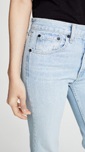 RAG & BONE | Rag & Bone/JEAN Ankle Straight Leg Jeans | Clouty