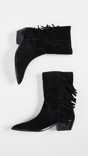 Rebecca Minkoff | Rebecca Minkoff Krissa Fringe Western Boots | Clouty
