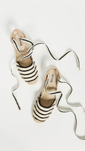 Solow | Soludos Striped Espadrille Sandals | Clouty