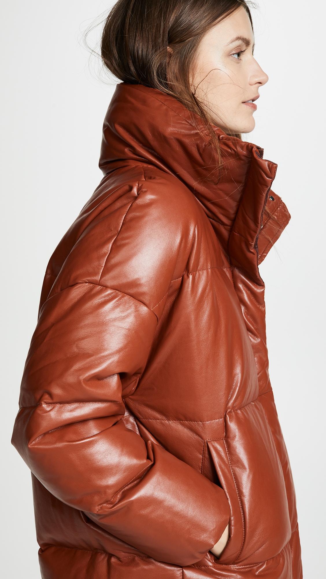 Sosken   Sosken Glory Puffer Coat   Clouty