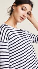 Splendid | Splendid Zander Striped Long Sleeve Tee | Clouty