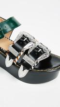 Toga Pulla | Toga Pulla Flatform Sandals | Clouty