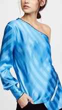 Yigal Azrouël | Yigal Azrouel One Sleeve Asymmetrical Top | Clouty