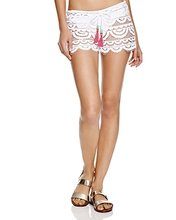 Pilyq | PilyQ Lexi Swim Cover-Up Shorts | Clouty