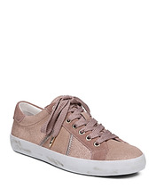 Sam Edelman | Sam Edelman Baylee Women's Suede Low Top Lace Up Sneakers | Clouty