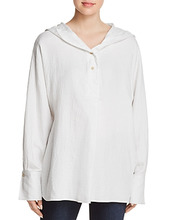 Elizabeth And James | Elizabeth and James Carson Hooded Baja Shirt | Clouty