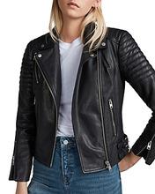 AllSaints | Allsaints Papin Leather Biker Jacket | Clouty