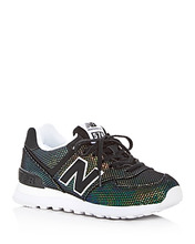 New Balance | New Balance Women's 574 Mermaid Classic Lace Up Sneakers | Clouty