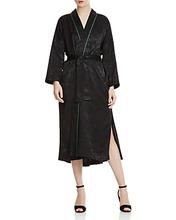 Maje | Maje Vasita Jacquard Long Kimono Jacket | Clouty