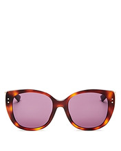 Dior | Dior Women's Lady Dior Studded Square Sunglasses, 55mm | Clouty