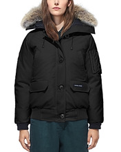 CANADA GOOSE | Canada Goose Chilliwack Fur Trim Bomber Jacket | Clouty