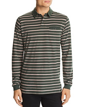 Banks   Banks Hello Striped Polo Shirt - 100% Exclusive   Clouty