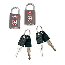 Victorinox | Victorinox Travel Sentry Approved Key Lock Set | Clouty
