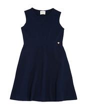 Armani Junior | Armani Junior Girls' Solid Sweater Dress - Big Kid | Clouty