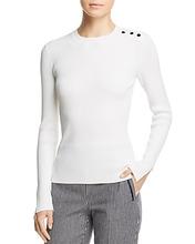 BOSS | Boss Fangeli Rib-Knit Sweater | Clouty