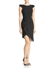 Bronx And Banco | Bronx And Banco Hanna Lace-Trimmed Dress | Clouty