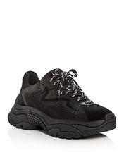ASH | Ash Women's Addict Lace Up Platform Sneakers | Clouty