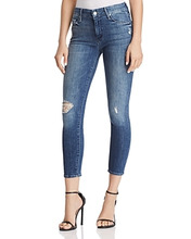 Mother | Mother The Looker Crop Jeans in Gypsy | Clouty