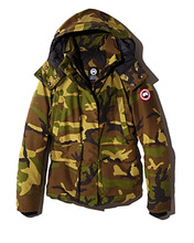 CANADA GOOSE | Canada Goose Blakely Camo Print Down Parka - 100% Exclusive | Clouty