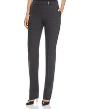 BOSS   Boss Tafena Straight-Leg Belted Pants   Clouty