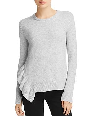 Derek Lam 10 Crosby | Derek Lam 10 Crosby Asymmetric Ruffle Sweater | Clouty