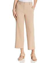 Theory   Theory Fluid Cropped Pants - 100% Exclusive   Clouty